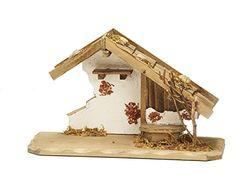Sunny toys 06025 Holz Stall Circa 30 x 18 cm