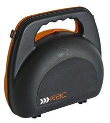 RAC Reise-Futter-/Wasserbox Advanced, Schwarz/Orange, 505864