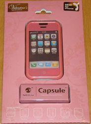 SwitchEasy Capsule voor iPhone CAPI-001-Pink
