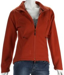 "Tatonka Essential Damen ""Topeka Lady Jacket"" Fleece Jacke, Gre 38, hot orange"