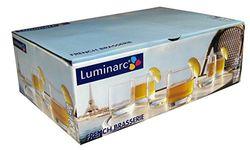 Dajar 02328 6 drinkglazen French Luminarc, 31 cl
