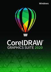 CorelDRAW Graphics Suite 2020 | Subscription Windows | 1 Dispositivo | 1 Año | PC | Código de activación PC enviado por email