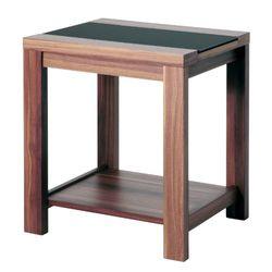 HAKU meubel 42610 bijzetwagen 42 x 40 x 50 cm Notenhout (42615)