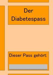 Der Diabetespass