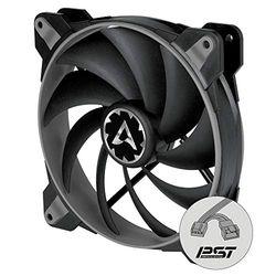 ARCTIC BioniX F140 – 140 mm Ventilador de Caja para CPU con PWM Sharing Technology (PST), Motor Trifásico Muy Silencioso, Computadora, 200-1800 RPM – Gris