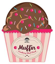 Dr. Mola Cranberry Muffin, 23 ml