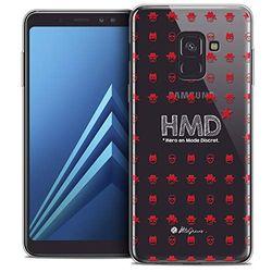Beschermhoes voor Samsung Galaxy A8 2018, ultradun, HMD*