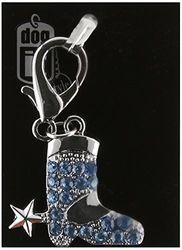 Dogit Estilo Encanto, Boot-Blue