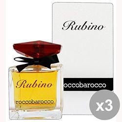 Roccobarocco Rubino Eau de toilette Donna II 3-pack (3 x 300 g)