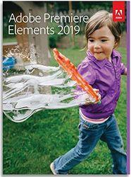 Adobe Premiere Elements 2019 | 1 Device, 1 Year | Mac | Código de activación Mac enviado por email