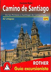 Camino de Santiago. De los Pirineos a Santiago de Compostela.