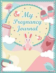 My Pregnancy Journal: Pearhead 40 Week Keepsake Pregnancy Journal and Memory Book for Mom and Baby, Pregnancy Planner for new mom, Baby's Scrapbook ... pregnancy Record Book for Expecting Moms