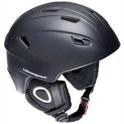 Ultrasport Ski-/snowboardhelm New Race Edition, zwart, XS, 33130000076