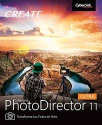CyberLink PhotoDirector 11 Ultra / MAC | Mac | Código de activación Mac enviado por email