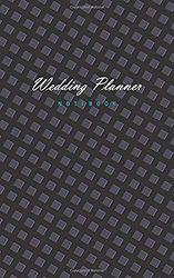 Wedding Planner - Notebook: (Black Purple Edition) Fun notebook 96 gelijnde / gelinieerde pagina's (5x8 inch/ 12,7x20,3 cm / Junior Legal Pad / Nearly A5)