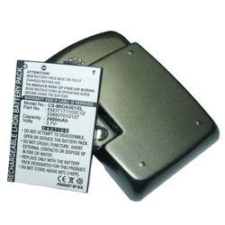Accu High Performance - dubbele capaciteit (2400 mAh) voor MITAC MIO A500, A501, A502 (capot inclus)