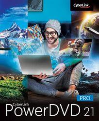 CyberLink PowerDVD 21   Pro   PC   Código de activación PC enviado por email