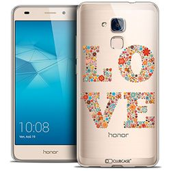 Beschermhoes voor Huawei Honor 5C, zeer dun, Summer Love Flowers