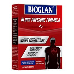 PHARMACARE EUROPE LTD A Bioglan Blood Pressure Formula Capsules by Bioglan