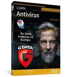 G DATA Antivirus 2019   3 Dispositivo   1 Año   PC   Código de activación PC enviado por email