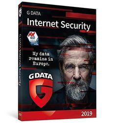 G DATA Internet Security 2019   1 Dispositivo   1 Año   PC   Código de activación PC enviado por email