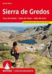 Sierra De Gredos Guía excursionista