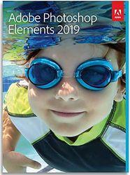 Adobe Photoshop Elements 2019 | 1 Device, 1 Year | Mac | Código de activación Mac enviado por email