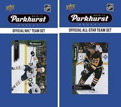 NHL Buffalo Säbel Herren 2016 Parkhurst Team und EIN All-Star, Set, weiß
