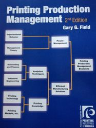 Printing Production Management, 2D Ed