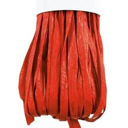 Bast rood mat 20m streng