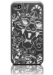 iSkin aura-Year of the Dragon hoes voor Apple iPhone 4/4S zwart