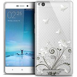 Beschermhoes voor Xiaomi Redmi 3, ultradun, motief: vlinders