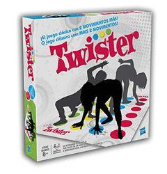 Hasbro Games 98831100 - Twister kinderspel Spaanse uitgave