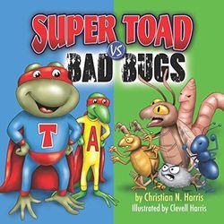 Super Toad vs Bad Bugs