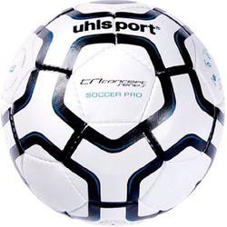 Uhlsport voetballen voor de auto, S Soccer Pro, wit/zwart/rood, 4