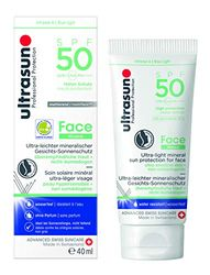 Ultrasun Face Mineral SPF50 Sonnenschutz ,1er Pack (1 x 40 ml) package may vary