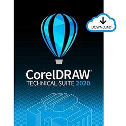 CorelDRAW Technical Suite 2020 | Full | 1 Dispositivo | PC | Código de activación PC enviado por email