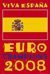 empireposter - Voetbal - Viva Espana - Grootte (cm), ca. 61x91,5 - Poster, NIEUW