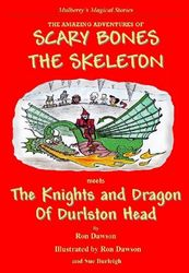 Scary Bones Meets the Knights and Dragon of Durlston Head