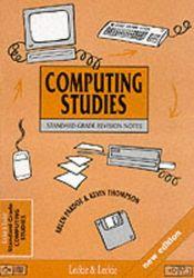 Standard Grade Computing Studies Revision Notes