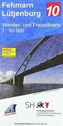 Fehmarn - Lütjenburg 1:50 000: Wander- und Freizeitkarte 1:50 000
