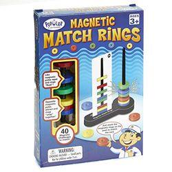 Beliebtes Spiel auseinanderzuhalten magnetisch Match Ringe