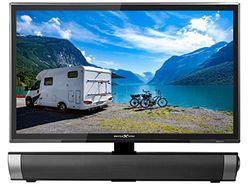 REFLEXION LEDW24SB TV Met Soundbar (24 Inch), Zwart