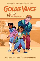 Goldie Vance Graphic Novel Gift Set