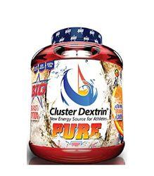 Big Cluster Dextrin Pure Carbohidratos Neutro Sin Sabor 1 Kg 300 g