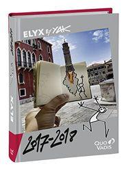 Quo Vadis 54213818 M² agendabook diaria Elyx, año escolar/estudiante 2017 – 2018 Sett/Dic 12 x 17 cm, Tour