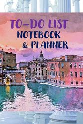 To-Do List Notebook and Planner: A Daily Minimalist Organizer 90 Days for Productive Person