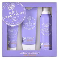 Treets Healing In Harmony Giftset Deluxe