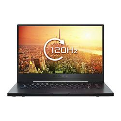 "ASUS ROG GA502DU-AL025T Black Notebook 39.6 cm (15.6"") 1920 x 1080 pixels 2.3 GHz AMD Ryzen 7 3750H"