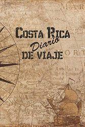 Costa Rica Diario De Viaje: 6x9 Diario de viaje I Libreta para listas de tareas I Regalo perfecto para tus vacaciones en Costa Rica